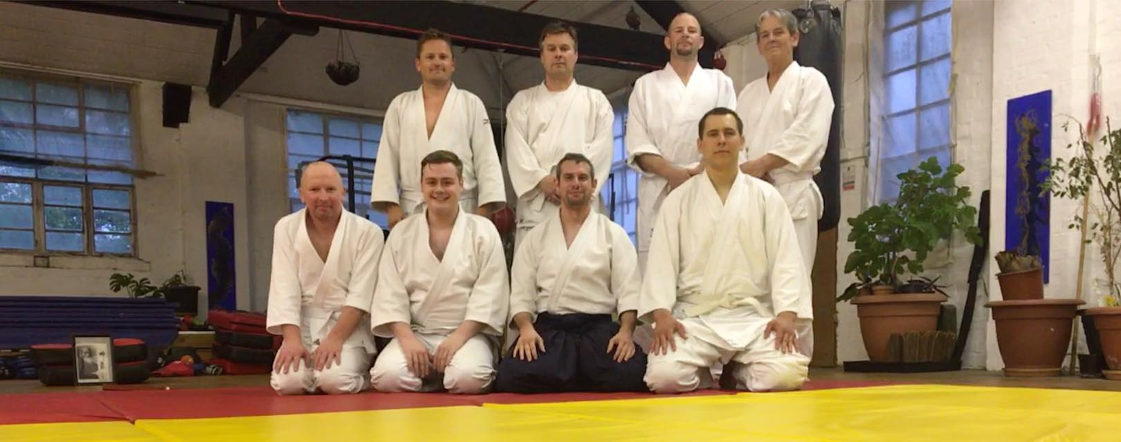Leicester Aikikai Club Photo (May 2018)
